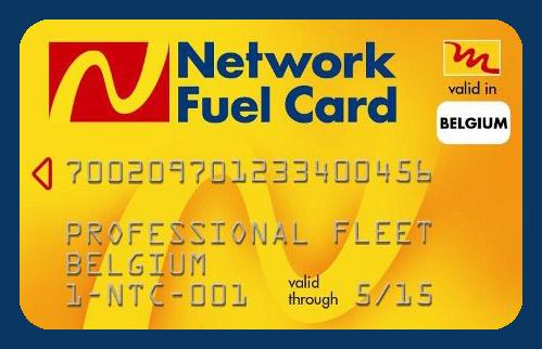 236f07916f8f Faites le plein dans plus de 1400 stations en Belgique avec la carte de  carburant NFC